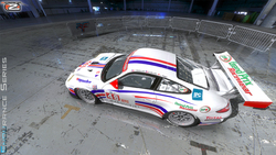 10 ALMS Orbit Racing - Porsche 911 GT3