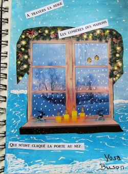 Haikus de décembre