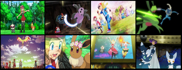Pokémon XY : La Quête de Kalos VF + VOSTFR