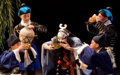 Marionnettes et Opéra à la MC93 de Bobigny