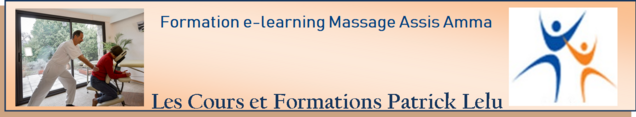 Formations Massages assis amma
