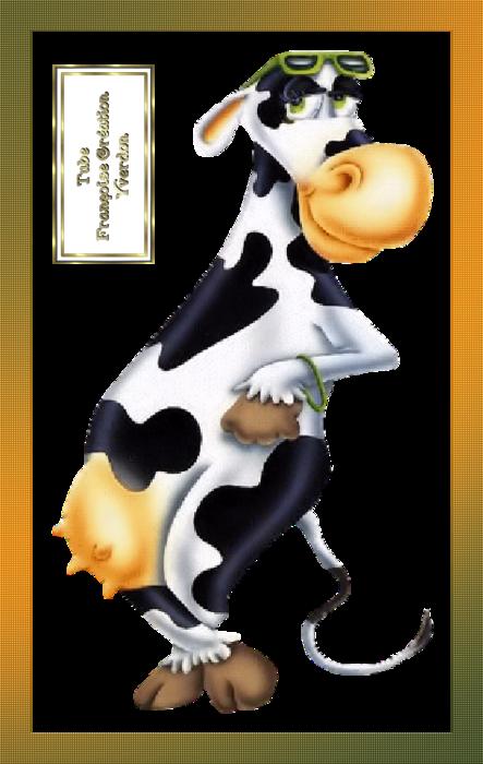 Vaches Humoristiques (01 à 10)