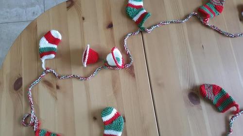En préparation pour Noël