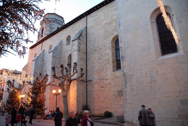 Saint Jean de luz : église saint Jean-Baptiste