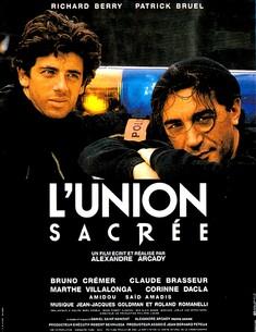 L'UNION SACREE BOX OFFICE FRANCE 1989