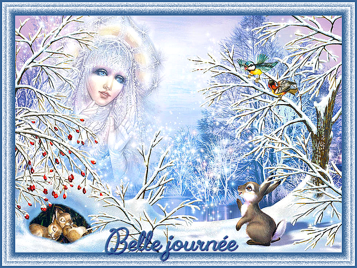 La Magie de Noël....
