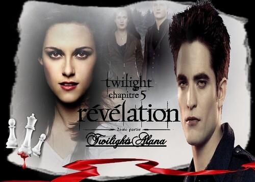 fond d'ecran twilight 5