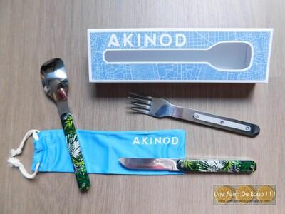 Mon nouveau partenariat : Akinod