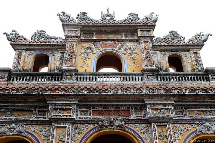 Cité impériale : porte Chuong Duc, Cửa Chương Đức