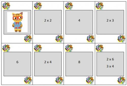 jeux math matiques et multiplication dix mois