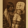 67Mother and child (Apsaroke)