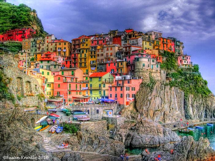 Voir la ville en couleurs !!!
