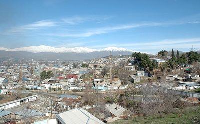 Blog de lisezmoi :Hello! Bienvenue sur mon blog!, Le Tadjikistan : Douchanbé