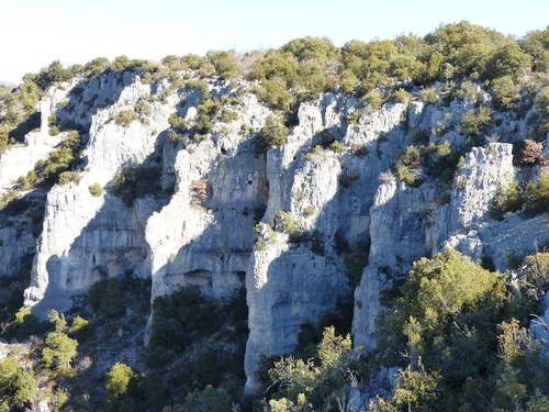 Gorges d'Oppedettte