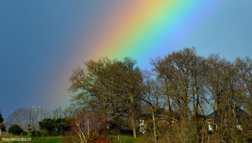 Petit bout de spectre solaire le 20 Mars 2016