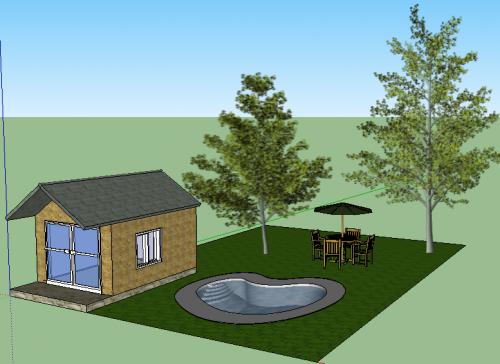 mesure de tension des cellules solaires le parc national des pyr n es. Black Bedroom Furniture Sets. Home Design Ideas
