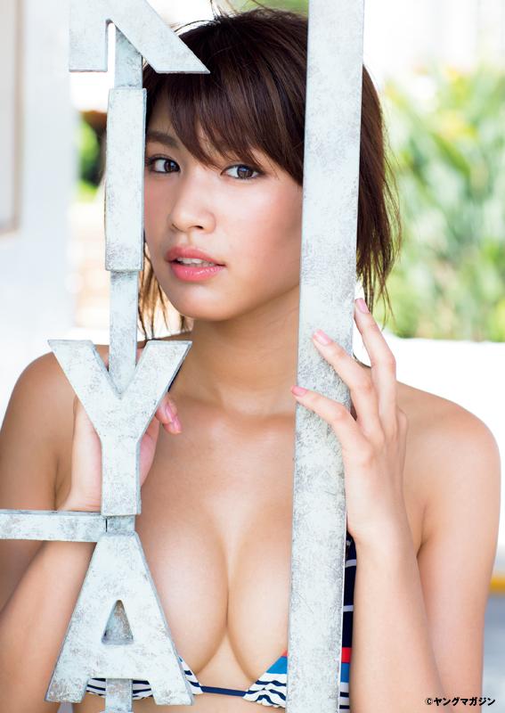 久松郁実 Hisamatsu Ikumi Monthly Young Magazine No 12 2015 Photos