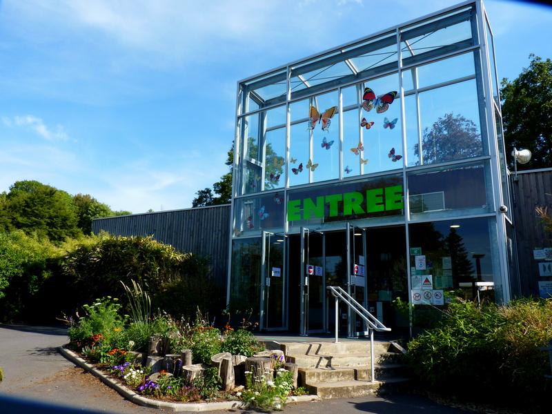 Le Jardin Botanique Jean-Marie Pelt à Villers-Les-Nancy