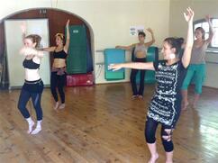ATELIERS Danses 2015