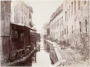 La rivière disparue de Paris