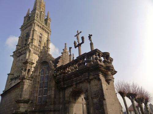 Lampaul Guimiliau en Bretagne (photos)