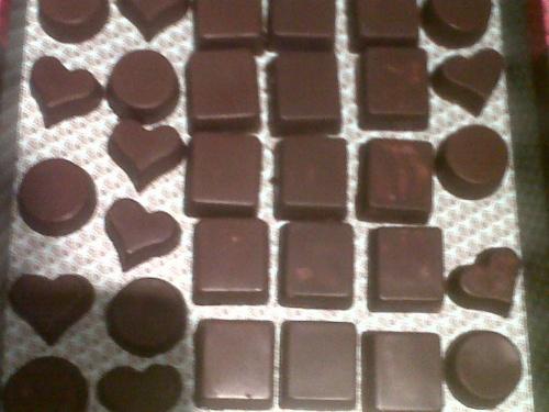 Petit retour en douceur au chocolat