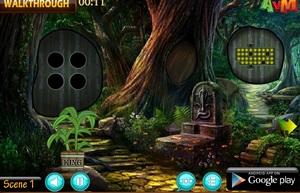 Jouer à Avm Amanita mushroom forest escape