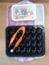 Ateliers de manipulation Montessori
