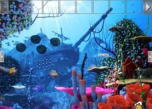 Jouer à Underwater king crab rescue