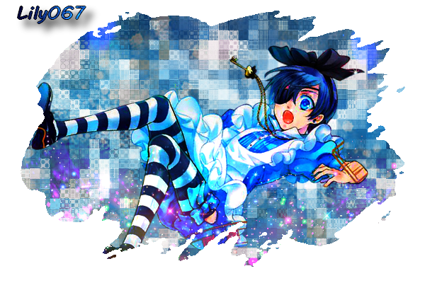 Ciel in wonderland #1