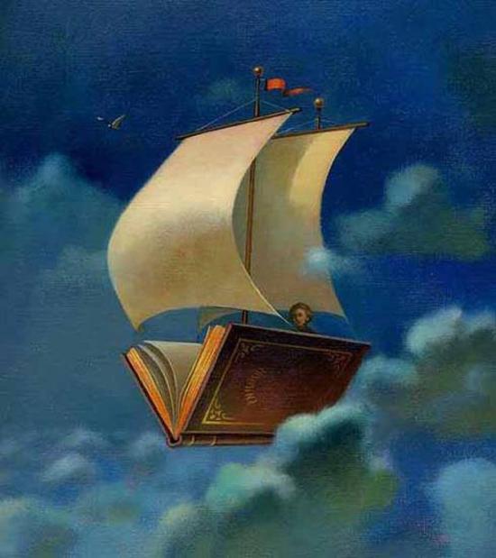 bateau livre !