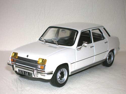 Renault Siete 1975