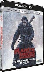 [UHD Blu-ray] La Planète des Singes : Suprématie