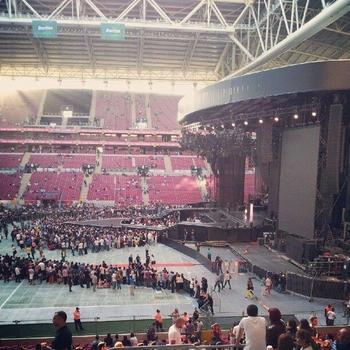 MDNA Tour - Istanbul 04