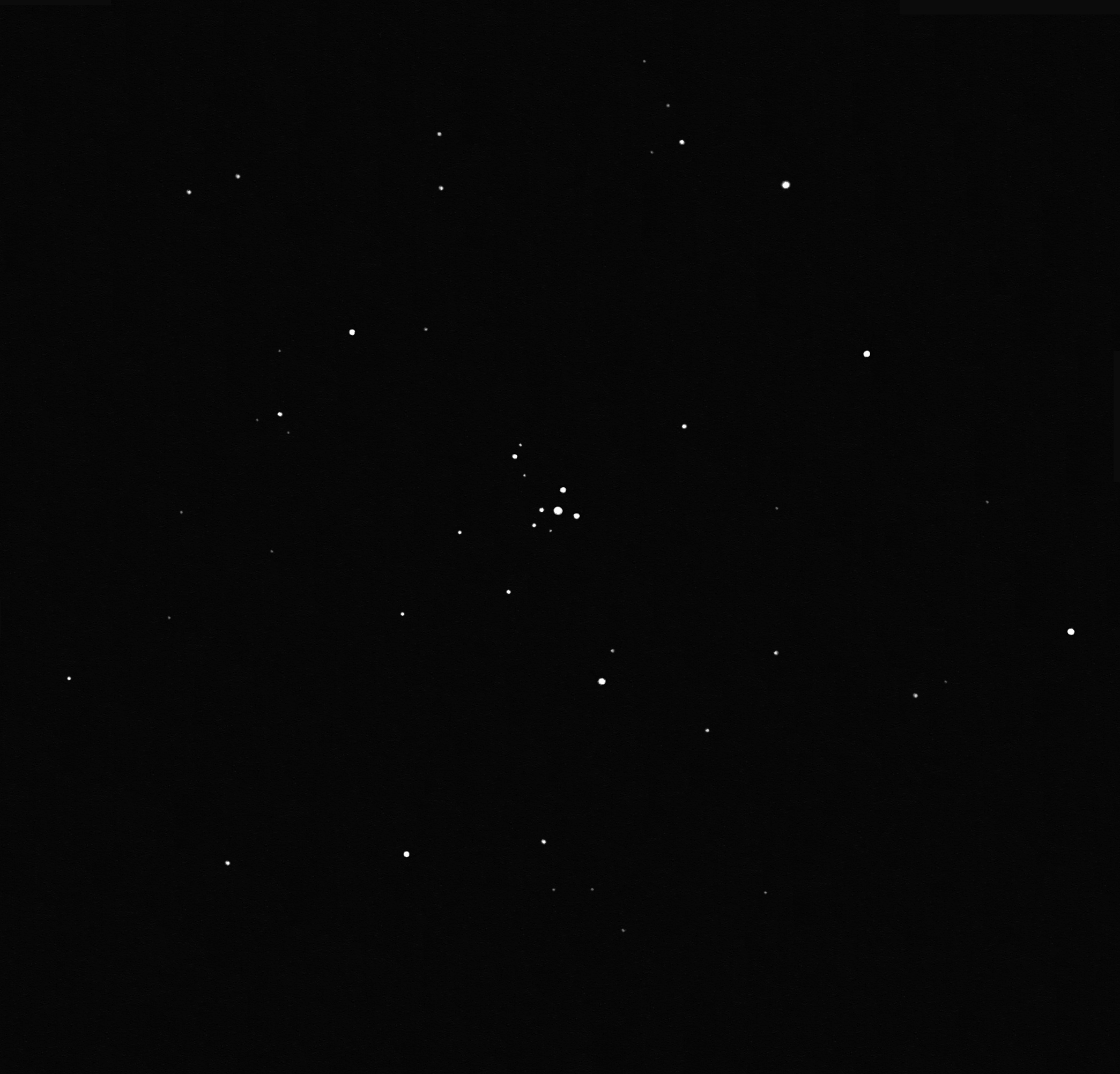 ngc 3228 open cluster