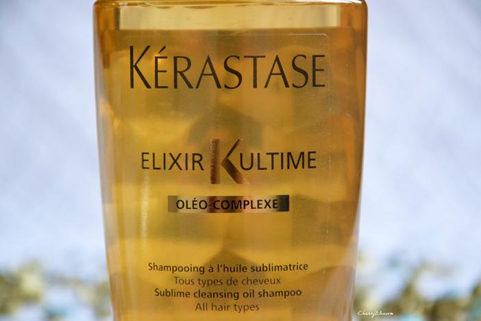 Des cheveux de rêve avec Elixir Ultime de Kérastase