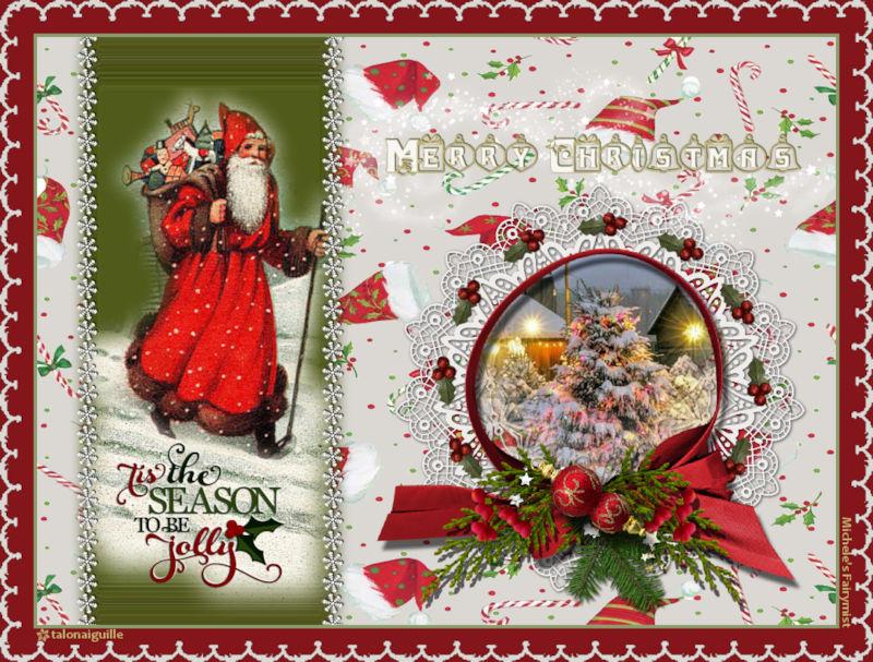 *** Noël 2018  ***