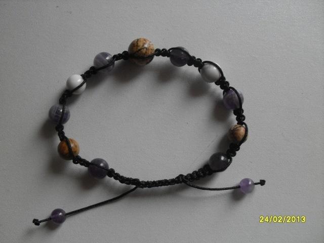 bracelet regime naturel shambala