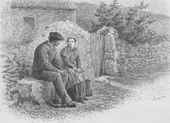 rudaux couple sur un banc