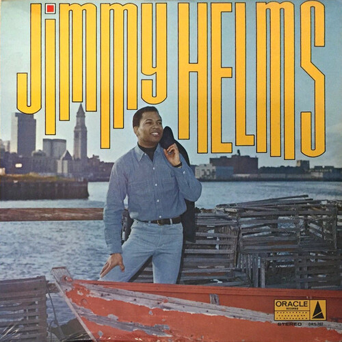 """Jimmy Helms : Album """" Jimmy Helms """" Oracle Records ORS-702 [ US ]"""