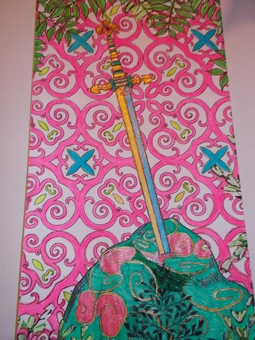 DOMANDALAS  coloriages  album forêts féeriques