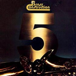 Brass Construction - V - Complete LP