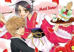 Cartes de vœux Pika Edition - Maid Sama