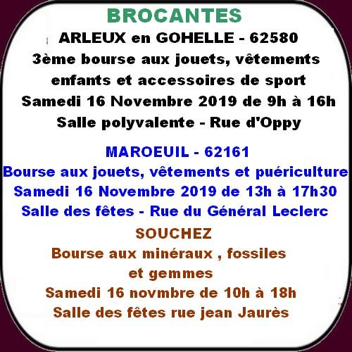 Salon Terroirs et Saveurs et loisirs à Arras ce week-end