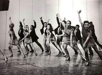 12 avril 1967 / TETES DE BOIS & TENDRES ANNEES