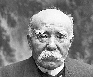 Biographie, citations et oeuvres de Georges Clemenceau