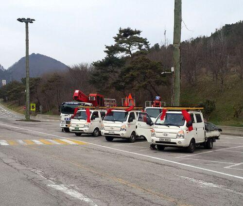 Camions coréens, le Best Of!