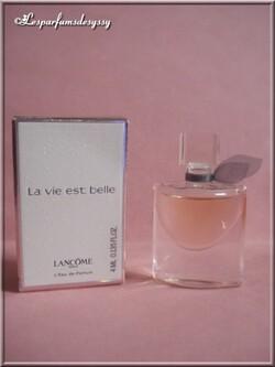 LA VIE EST BELLE  L'eau de parfum 4 ml