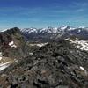 Du Vértice de Anayet (2559 m), pico de Anayet et Balaïtous