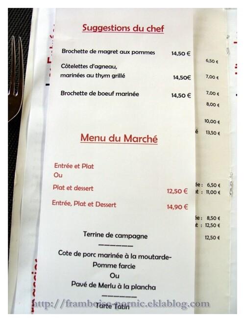Restaurant  Le Carré Gourmand à Pornic